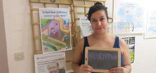 Étudiante en Arts, Samara s'est récemment engagée au CDAFAL (Conseil Départemental des Associations Familiales Laïques) pour sensibiliser les lycéens aux perturbateurs endocriniens qui représentent un réel danger pour les sociétés. […]