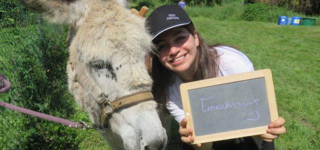 En pleine réorientation professionnelle après des études de secrétariat, Paola s'est dirigée vers une mission de Service Civique dans le domaine de l'environnement. Et ça lui plaît ! Bonjour, qui […]