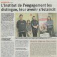 Zoé, Lucas et Théo, volontaires en Service Civique à la Ligue de l'Enseignement de la Loire, ont vu leurs motivations et leurs ambitions pour l'avenir se faire récompenser par l'Institut […]