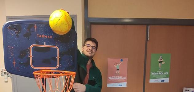 Interview de Lucas, Volontaire à la Ligue de l'Enseignement de la Loire «C'estune expérience enrichissante» Engagé au sein de l'UFOLEP Loire, dans les locaux de la Ligue de l'Enseignement 42 […]